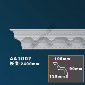 PU雕花角线>>AA007