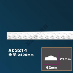 PU雕花平线>>AC214